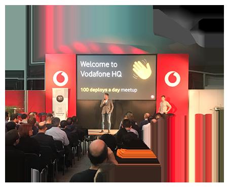 Agile Valley at Vodafone Bubble