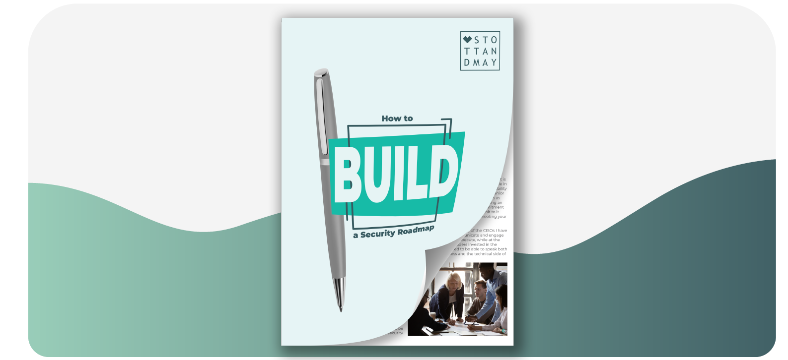 Stott and May How to Build a Security Roadmap report