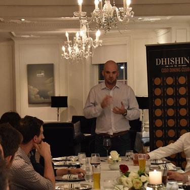 Talk at Dhishing