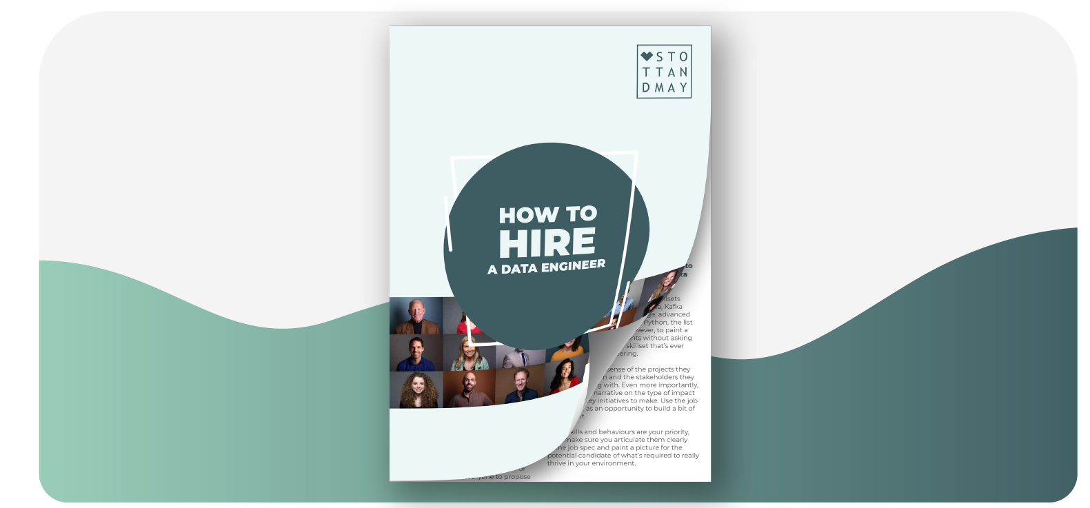 Stott and May How to Hire a Data Engineer