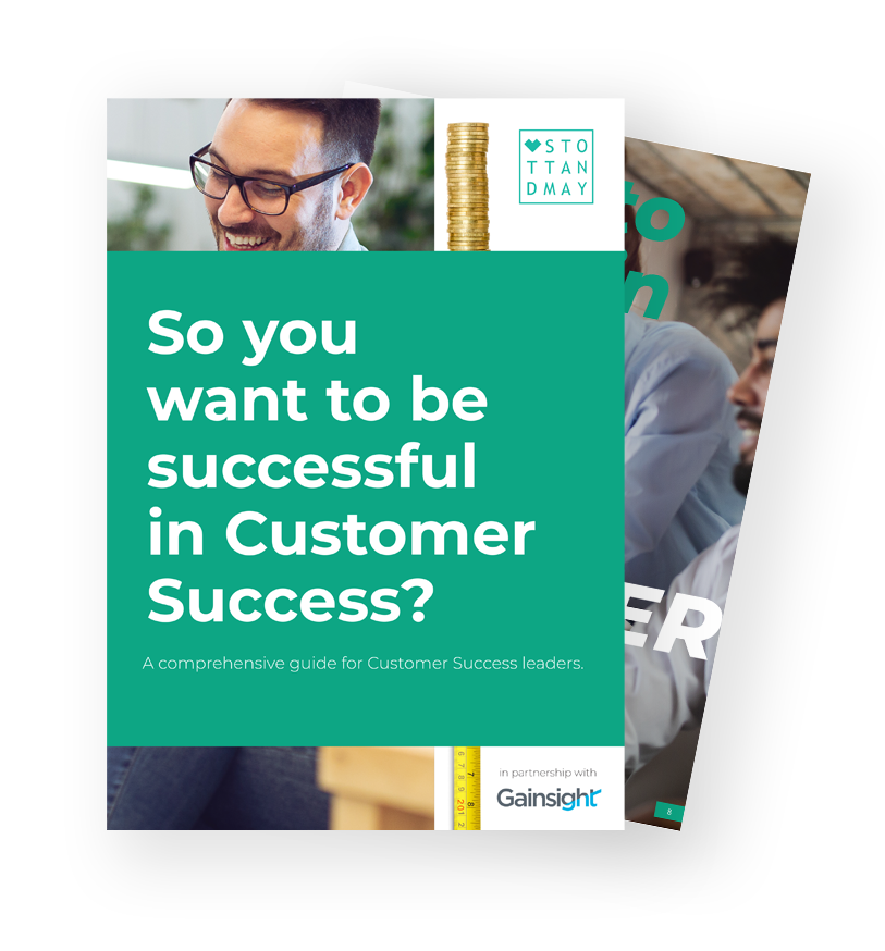 So you want to be successful in Customer Success 2 pages